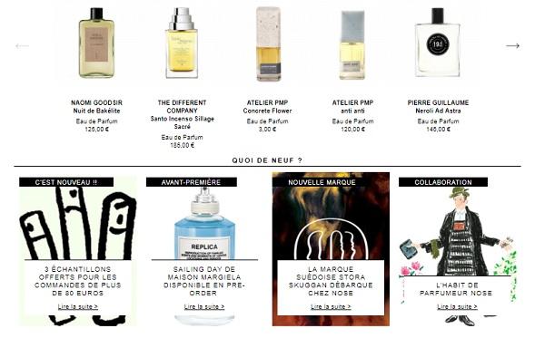 Histoires de Perfumes