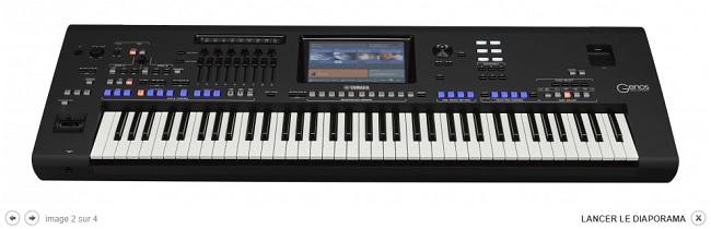 piano yamaha csp 150 pe