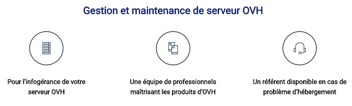 maintenance serveur mutualisé ovh